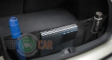 Сетка в багажник 100*40 см вертикальная (авоська)