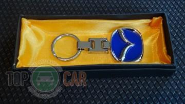 Брелок с логотипом Mazda