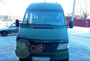 Мухобойка  Mercedes-Benz Sprinter 1995-2002