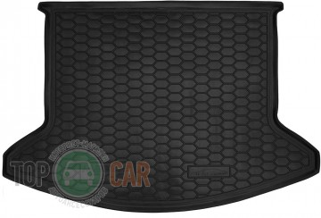 Полиуретановый коврик багажника Mazda CX-5 2017-