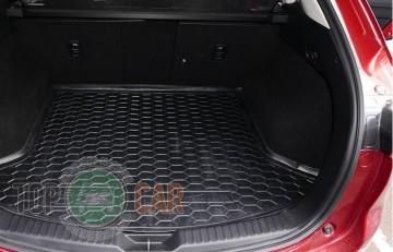 Avto Gumm Полиуретановый коврик багажника Mazda CX-5 2017-