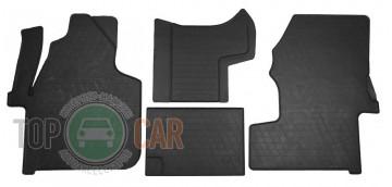 Коврики резиновые Mercedes Sprinter II 06-/VW Crafter 06- (1+1)