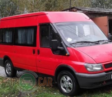 Ford Transit IV 2000-2005; V 2006-2013