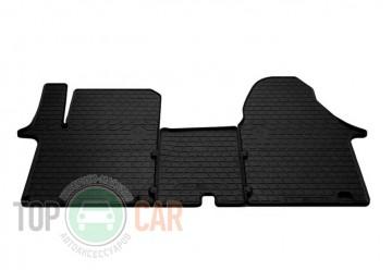 Коврики резиновые Nissan Primastar/Opel Vivaro/Renault Trafic 20