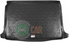 Коврик в багажник Renault Megane IV hatchback 2016-