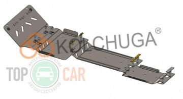 Защита двигателя Chevrolet Suburban