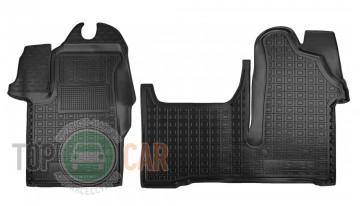 коврики в салон Renault Master/Opel Movano 2010-