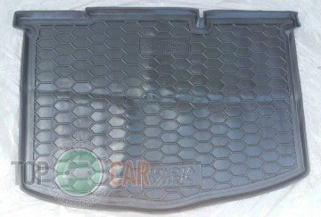 коврик в багажник Toyota Yaris 2014-