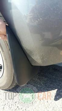 L.Locker Брызговики модельные Nissan Leaf 2010-2017 задние