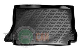 Коврик в багажник Lanos/Sens hatchback полимерный