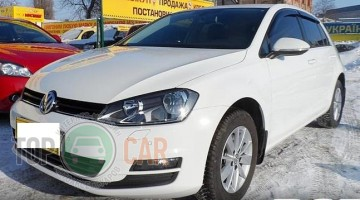 VW Golf VII 5d 2012-