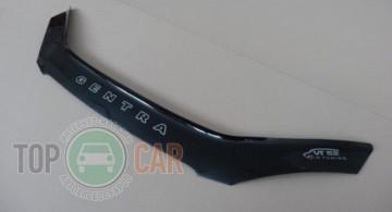 Дефлектор капота Daewoo Gentra 2013-