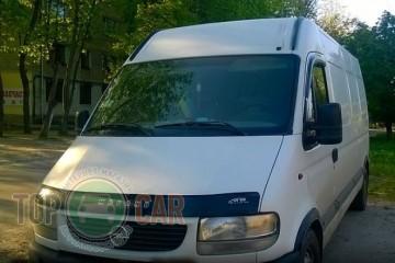 ћухобойка Opel Movano 1998Ц2003