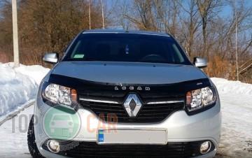 Мухобойка на Renault Logan 2013-