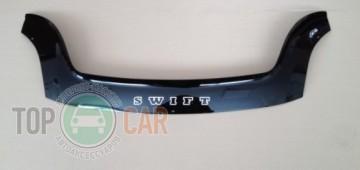 Vip Tuning ƒефлектор капота Suzuki Swift III 2004Ц2010