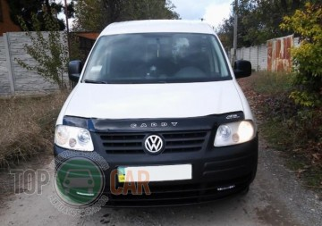 Мухобойка VW Caddy 2004-2010