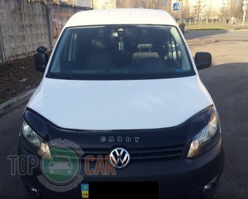 VW Caddy 2010-