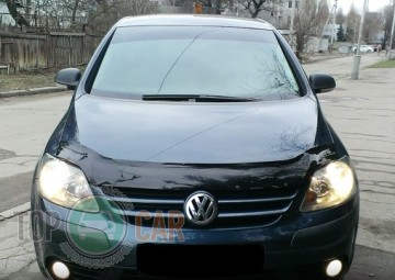 VW Golf Plus 2005-