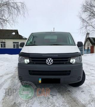 VW Transporter T5+ 2009-