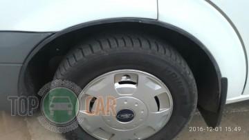 Mega Locker Защита колесных арок Ford Transit 2006-2013