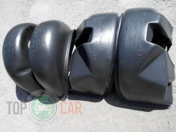 Защита колесных арок Toyota Land Cruiser 100/Lexus LX470