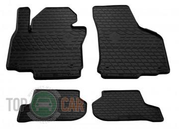 Коврики резиновые Seat Leon 05-/Skoda Octavia A5/VW Golf V/VI/ J