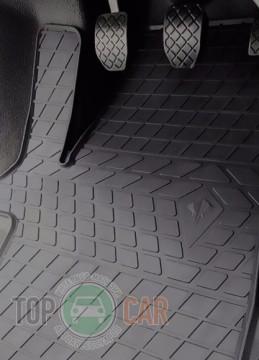 Stingray Коврики резиновые VW Transporter T5/T6 1+1