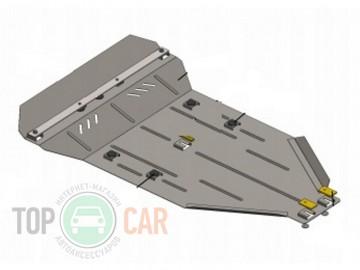 Защита двигателя Mercedes-Benz Vito/Viano W639 2004-