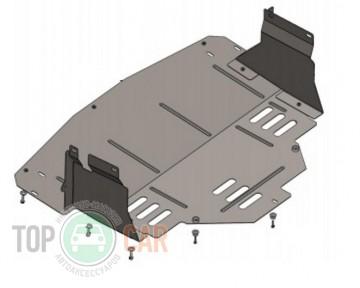 Защита двигателя Opel Movano 2010-