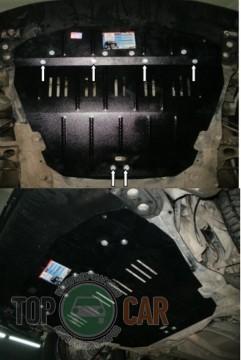 Кольчуга Защита двигателя Peugeot Expert 1995-2007, V 2.0 HDI