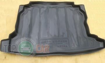Коврик в багажник Opel Astra G (Classic)
