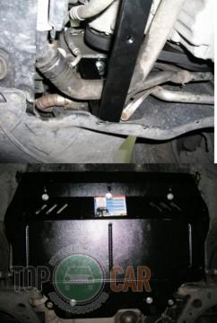 Кольчуга Защита двигателя Volkswagen Caddy WeBasto 2004-2011, гидроусилитель