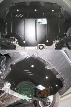 Кольчуга Защита двигателя Volkswagen Golf 5/Golf 6/Golf Plus