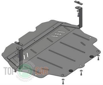 Защита двигателя Volkswagen Passat B6/B7/CC