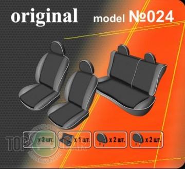 Модельные оригинальные чехлы Chevrolet Lacetti SD/UN