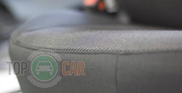 EMC Оригинальные чехлы Renault Logan MCV 2006-2013 7 мест цельный салон