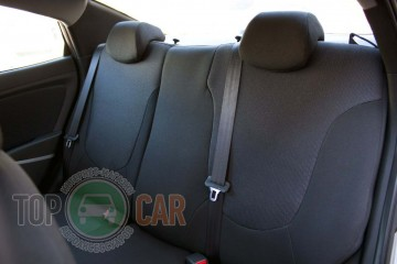 EMC Оригинальные чехлы VW Caddy 2004-2010 7 мест