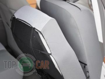EMC Оригинальные чехлы VW Caddy 2010- 5 мест