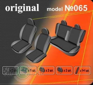 Оригинальные чехлы VW Passat B5 SD 1996-2000