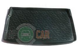 Коврик в багажник Volkswagen Polo HB 2009-