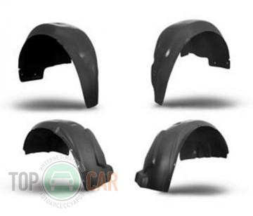 Защита колесных арок Citroen Berlingo 2008-