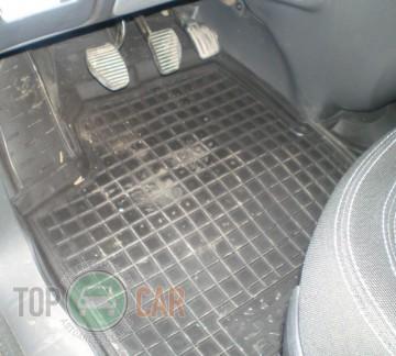 Avto Gumm Коврики в салон полиуретановые Jumpy/Scudo/Expert V-1.6 2007-