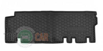 коврик в салон  VW T5 Caravelle 2й ряд (без печки)