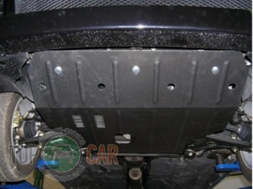 Кольчуга Защита двигателя Chery Karry