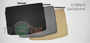 Nor-Plast Коврик в багажник VW Golf Plus 2008-