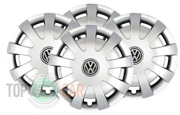 SKS с логотипом Колпаки R16 Volkswagen (модель 405)