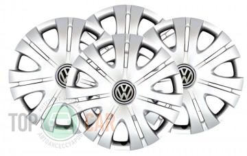 SKS с логотипом Колпаки R16 (модель 408) Volkswagen