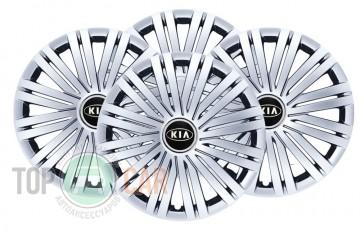 SKS с логотипом Колпаки R15 (модель 339) KIA