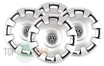 SKS с логотипом Колпаки R14 (модель 206) Volkswagen