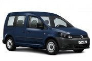 Volkswagen Caddy 2010-15-
